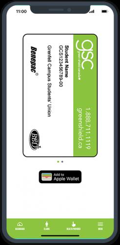 GSC Digital ID Card